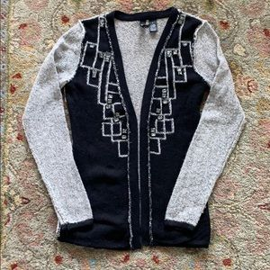 BKE Boutique Cardigan Sweater. Size S